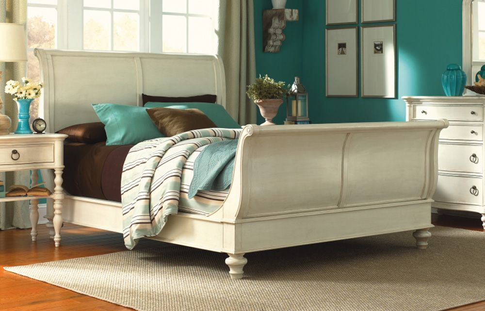 Legacy Classic Furniture Glen Cove Sleigh