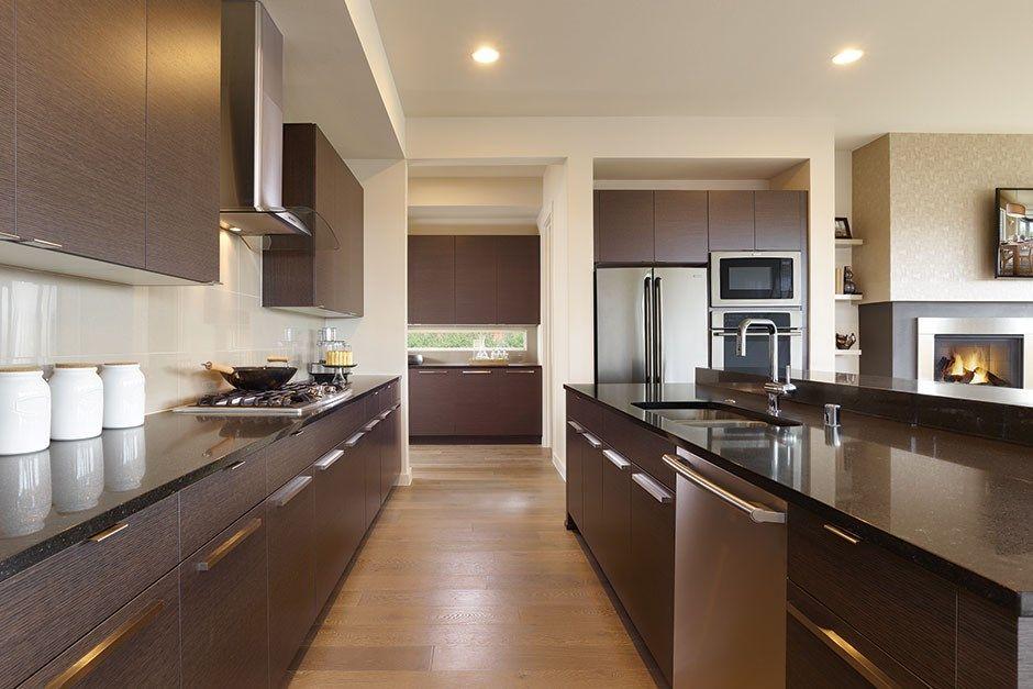 MainVue Praline color scheme kitchen MainVue