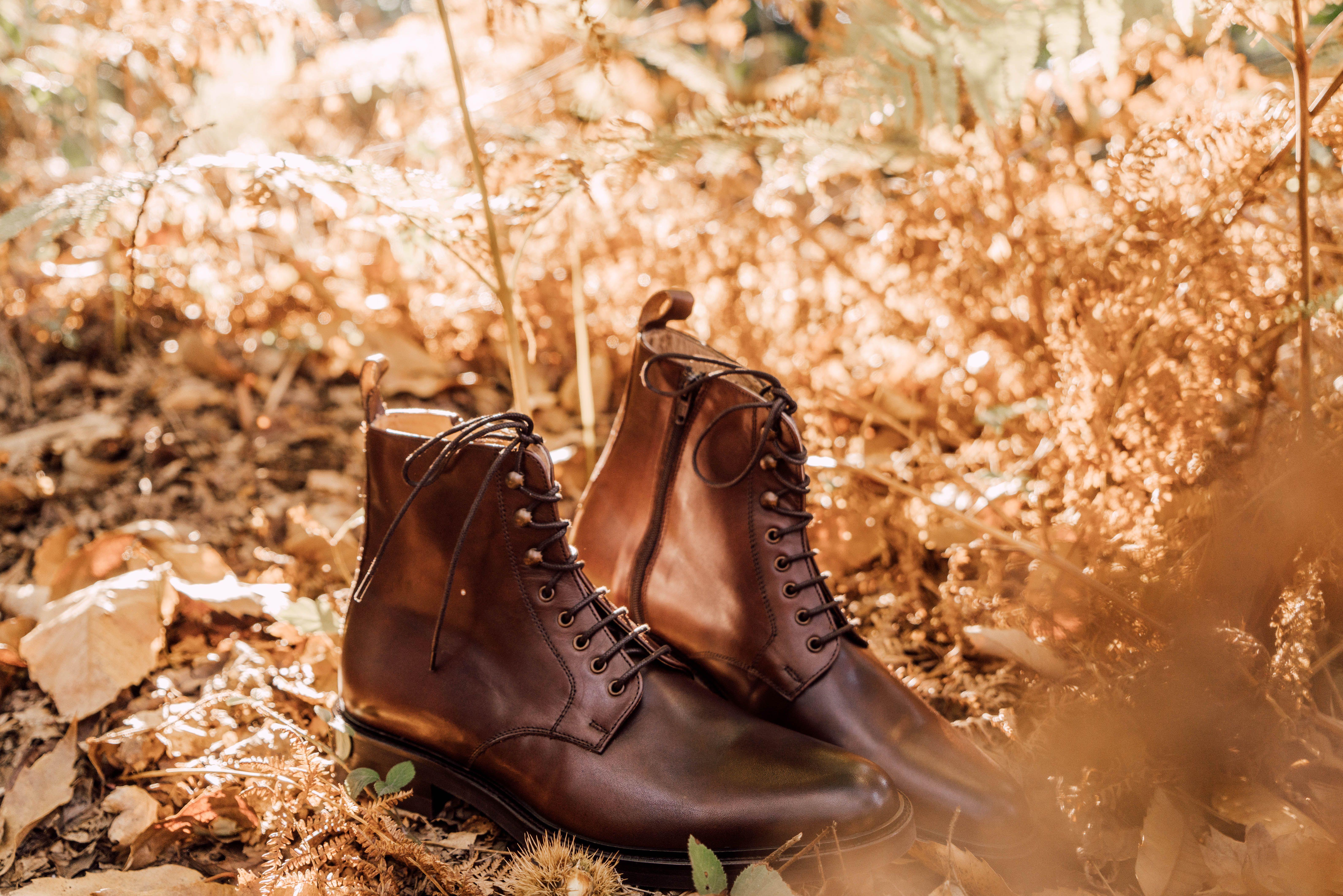regard détaillé 1b938 0596b Boots Rudy's Huster : Test & Avis | Chaussures pour homme ...