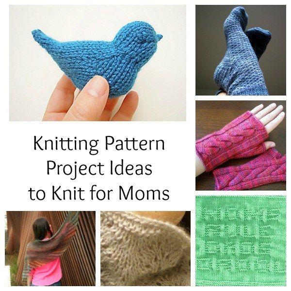 Easy, Pretty, Fun Knits for Mom   Stricken