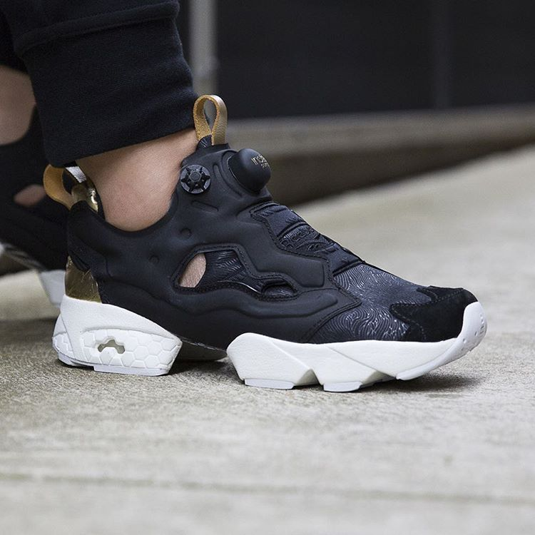reebok instapump fury sneakers reebok insta pump fury pinterest reebok pumps and fashion. Black Bedroom Furniture Sets. Home Design Ideas
