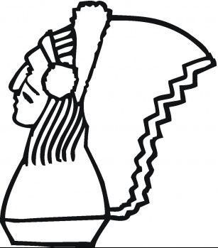 native american patterns printables native american printable coloring pages