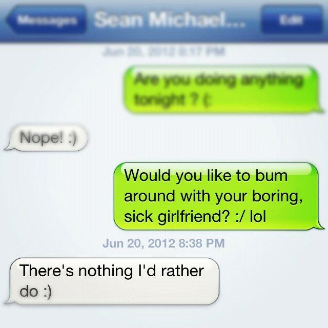 Cute Stuff Boyfriends Say