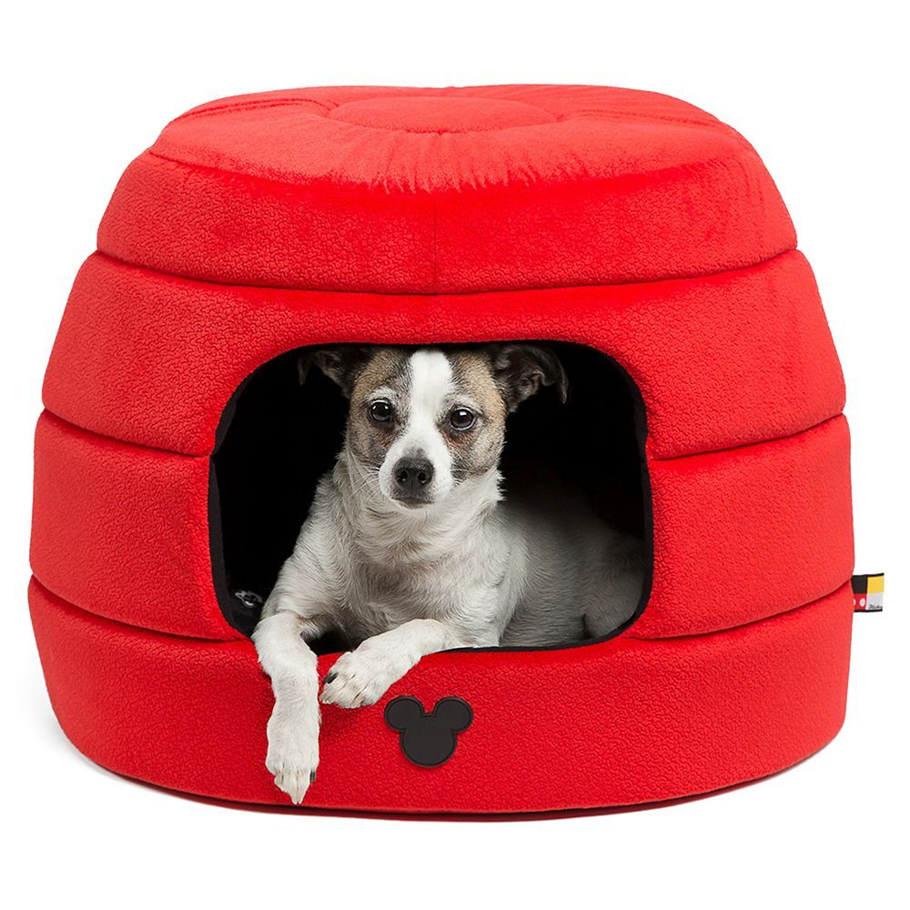 Mickey Mouse 2 In 1 Honeycomb Hut Pet Cuddler Jumbo Size Shopdisney Cat Bed Pet Bed Tucker Murphy Pet