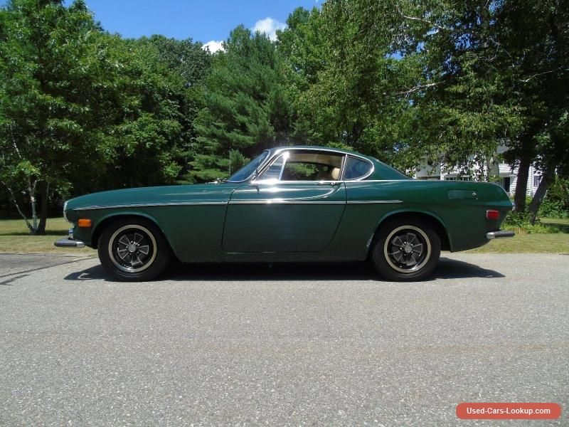 1970 Volvo 1800e 2 Door Coupe For Unitedstates
