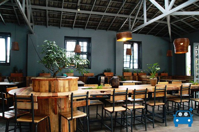 Top 5 quán cafe cực