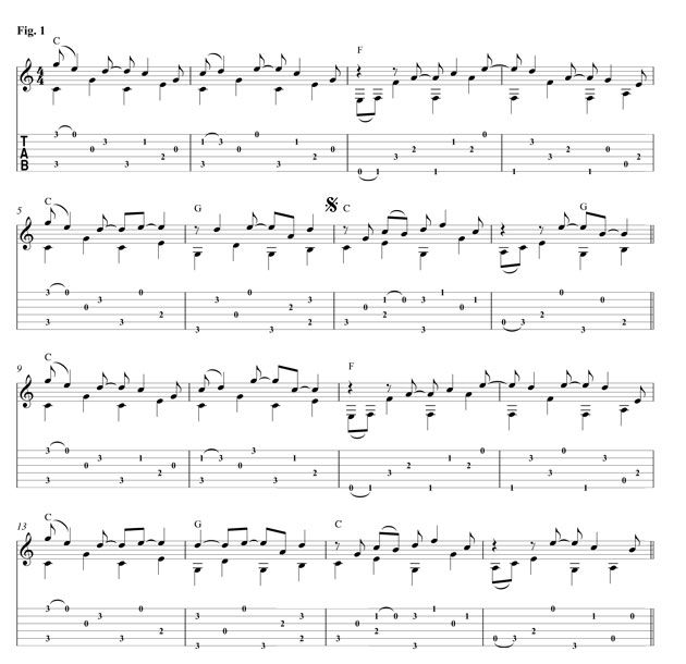 Dancing On My Own Sheet Music With Lyrics: Acoustic Adventures: Leo Kottke's Invisible Thumb