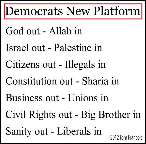 Dem Platform Socialist Progressives Have Taken Over The Liberal