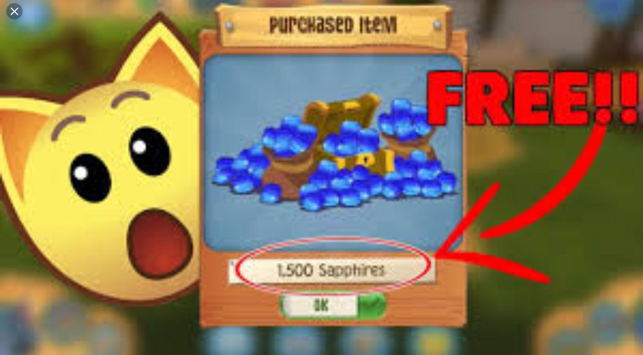 I GOT 1500 SAPPHIRES ON AJPW!!!!! | Animal jam codes ...