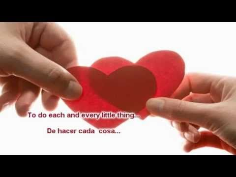 To Love Somebody Amar A Alguien Michael Bolton Subtitulos Inglés Español Youtube Michael Bolton Somebody To Love Little Things