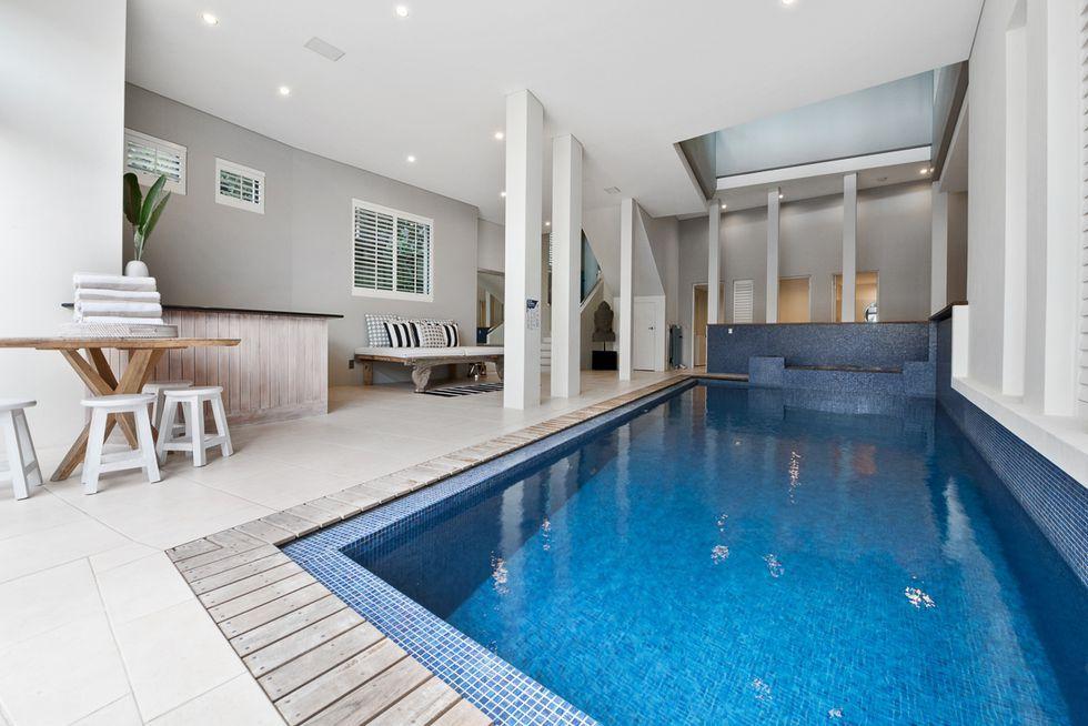 10 casas de Airbnb con piscina interior Piscina interior