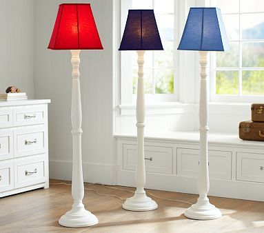 Pottery barn kids floor lamps make a beautiful addition to a childs room find floor lighting and floor lamp shades and light up the baby room in style