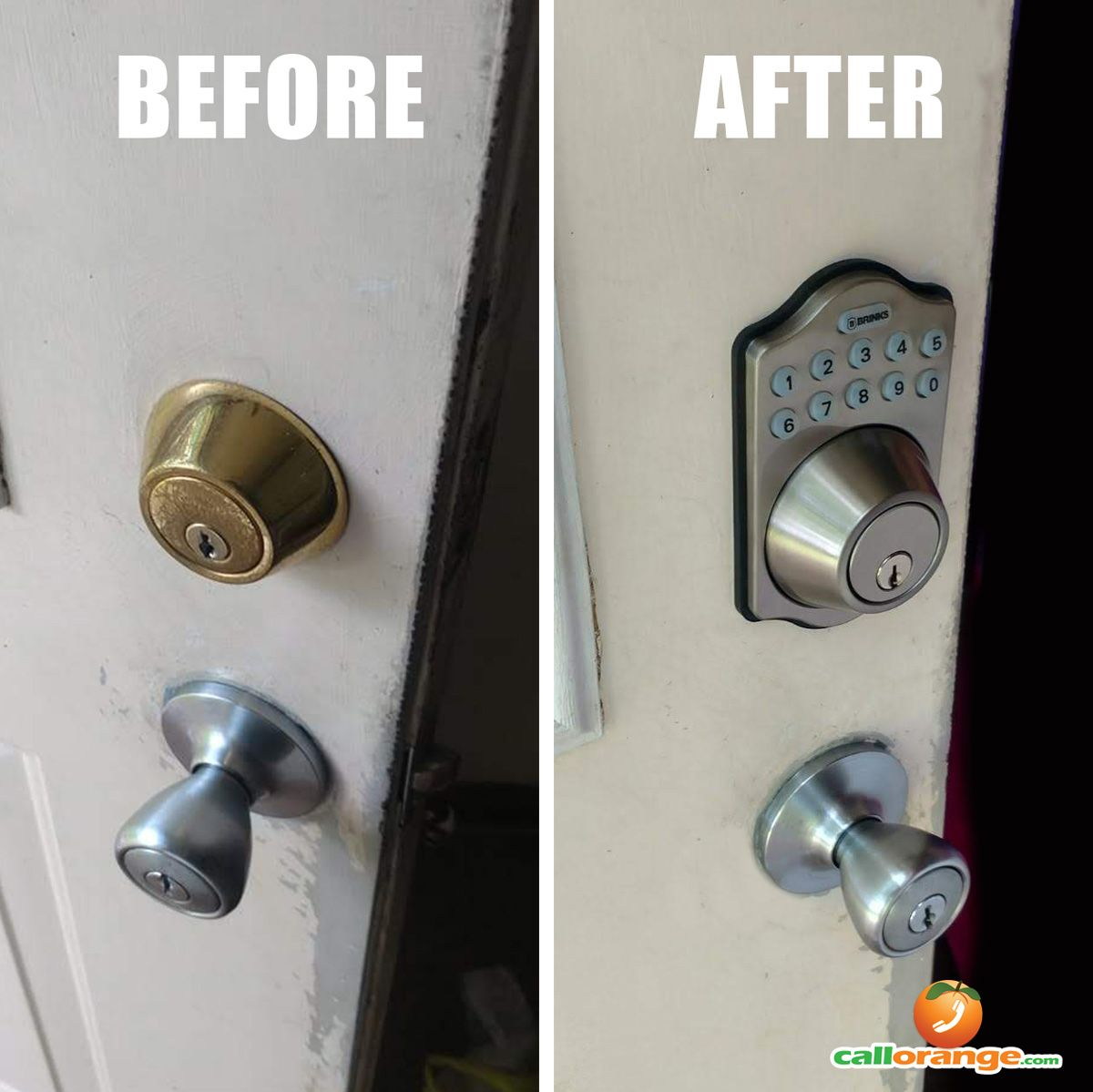 Change My House Locks Upgrade The Security On My Home Business Home Security Tips Home Security Systems Home Security
