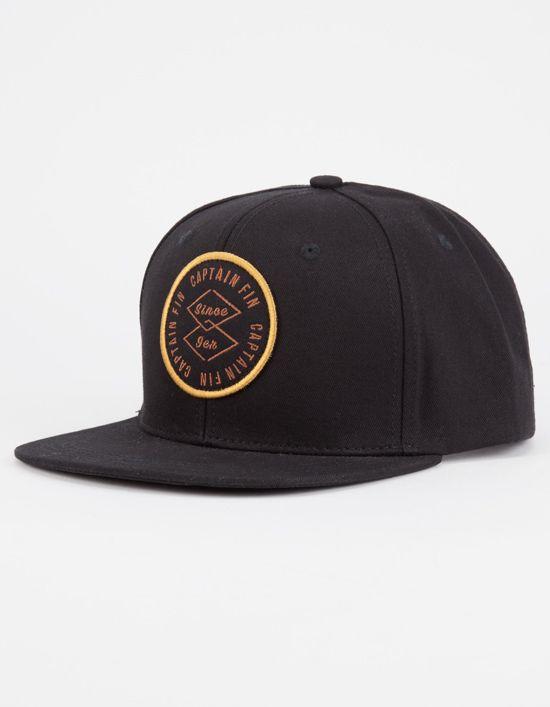 88fadae5f1ebc CAPTAIN FIN Diamonds Forever Mens Snapback Hat