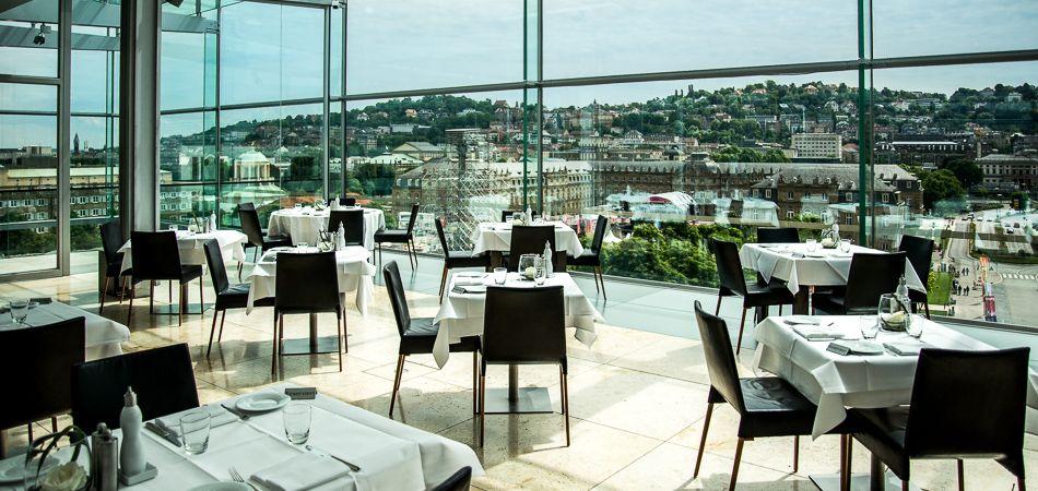 Cube Stuttgart - Restaurant // OT Stuttgart - Lounge & Bar
