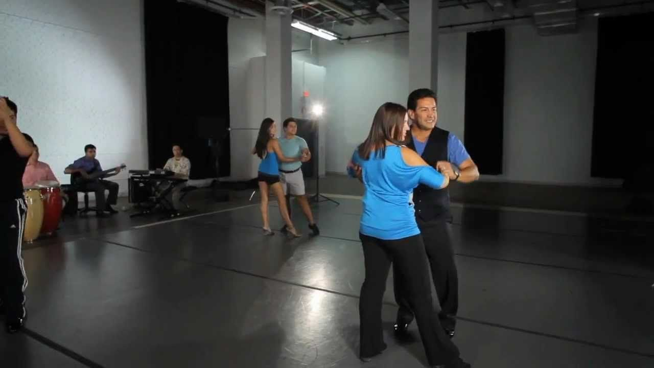 Fiveish minute dance lesson bachata dance lessons