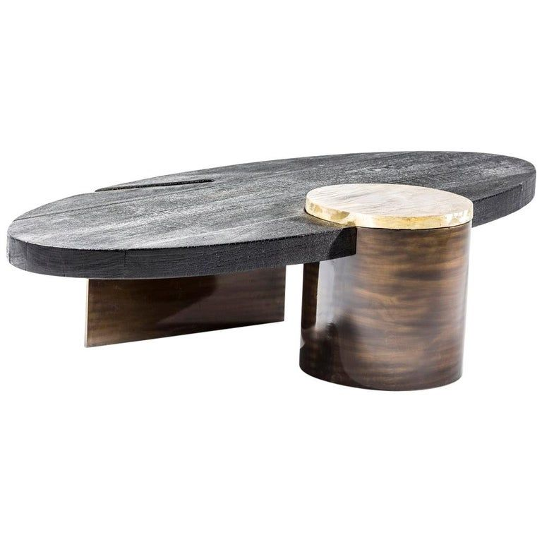 African Senufo Bed From The Cote D Ivoire As A Coffee Table Or