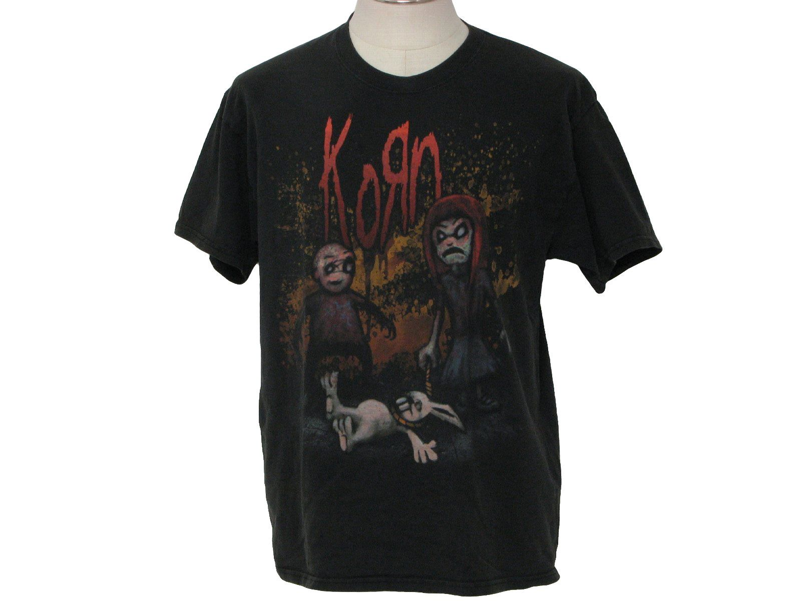 Korn T-Shirts for Men | ... latest official korn band poser officially