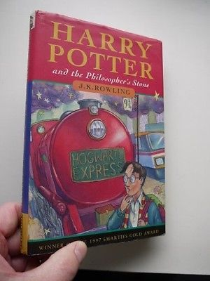Harry potter and the #philosopher's #stone, j.k. #rowling, good condition book,  View more on the LINK: 	http://www.zeppy.io/product/gb/2/151918539748/