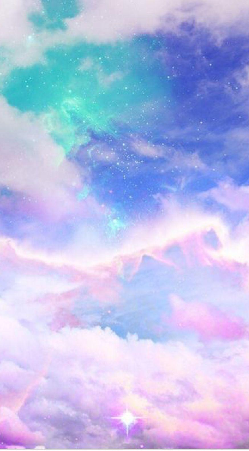 Best Wallpaper For Girls Clouds Wallpaper Iphone Galaxy Wallpaper Cloud Wallpaper