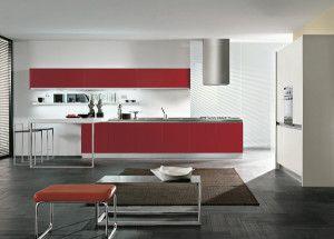 Idee colori pareti cucina bordeaux | pareti | Pinterest | Art deco ...