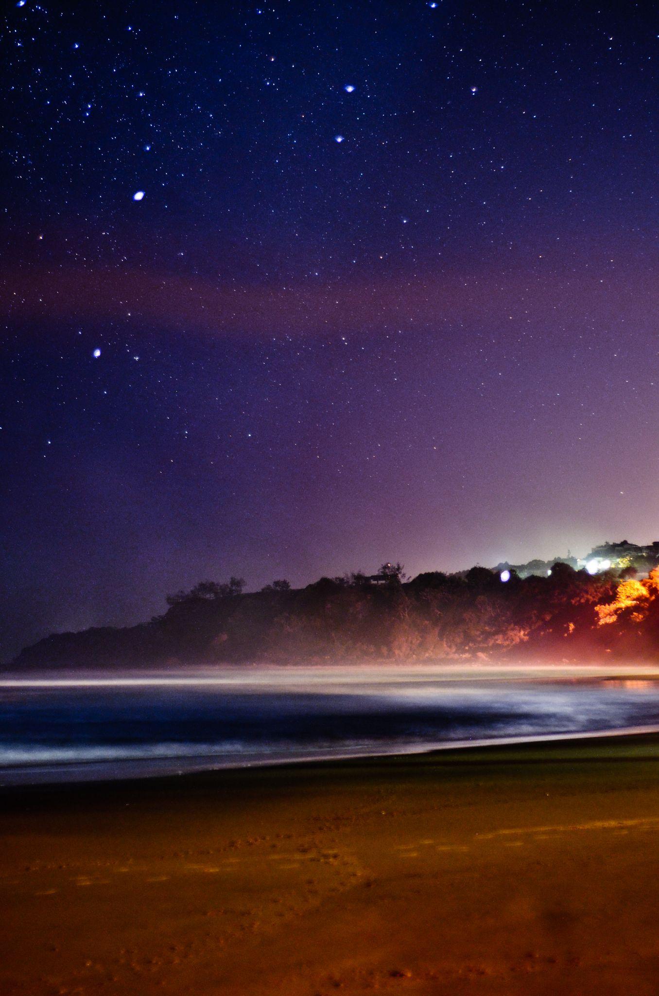 Coolum Beach, Sunshine Coast. Stars And Beaches