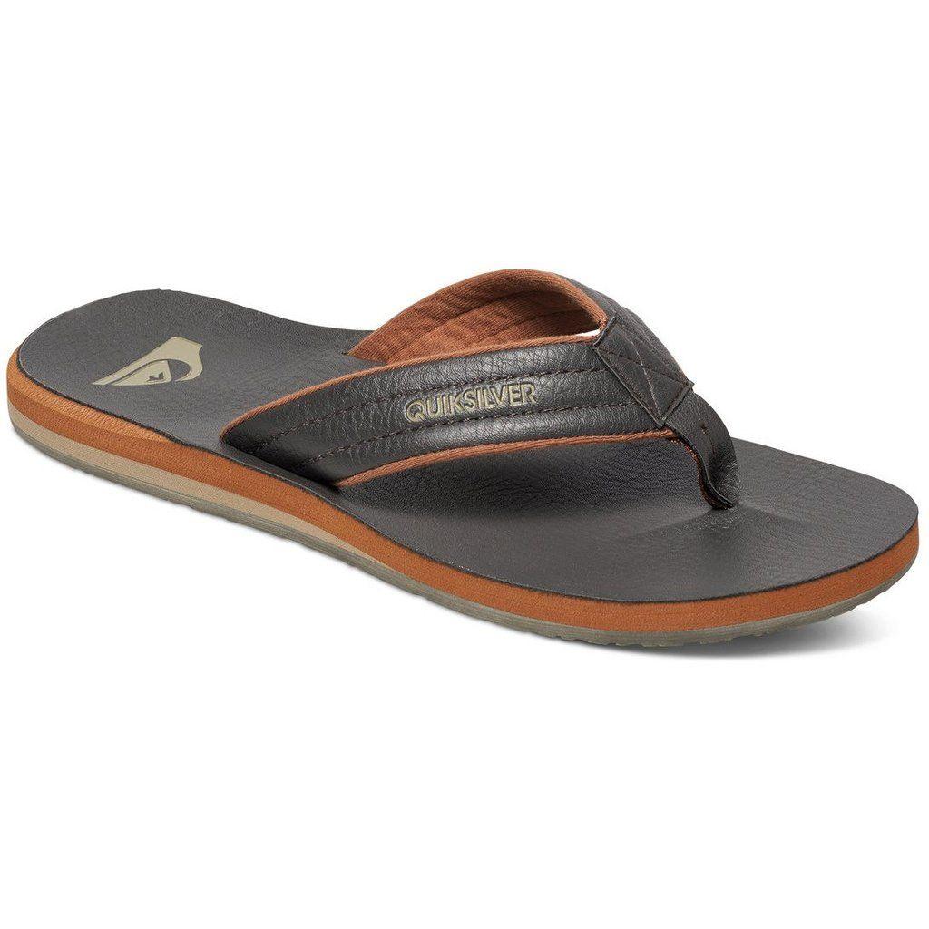 Zapatos negros Quiksilver para hombre onWRVWiiyZ