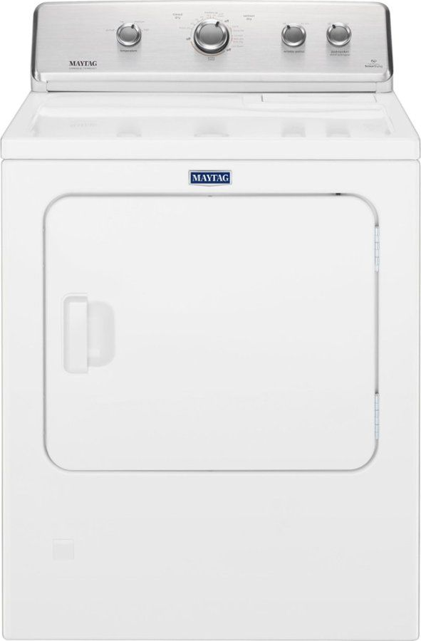 Washer And Dryer Bundles Package Maytag 4 2 Cu Ft 11 Cycle High Efficiency Top Loading Washer And 7 Cu Ft 12 Cycle Gas D In 2020 Electric Dryers Gas Dryer Maytag