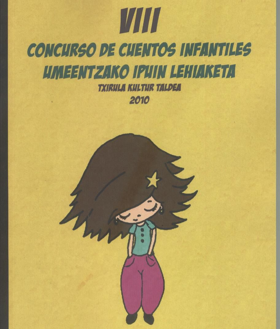 Concurso relatos infantiles VIII