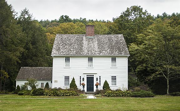 The Idyll Explorer House Exterior Saltbox Houses Colonial House