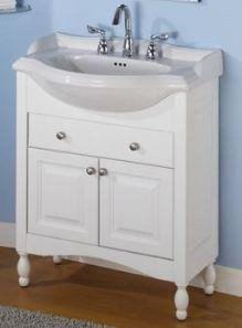 Windsor 26 Narrow Depth Bathroom Vanity Base Http Www Dp B004gyxkd0 Ref Cm Sw R Pi Hmf7vb09nad4v