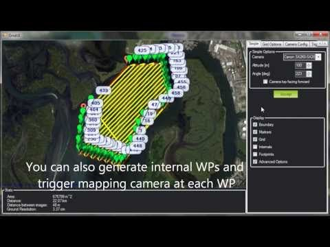 PixHawk and APM Mapping Camera Configuration - YouTube   Drones and