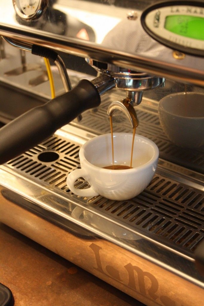 How to make the perfect flat white with Parcafe at The Dorchester