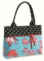 Ottobre bag pattern