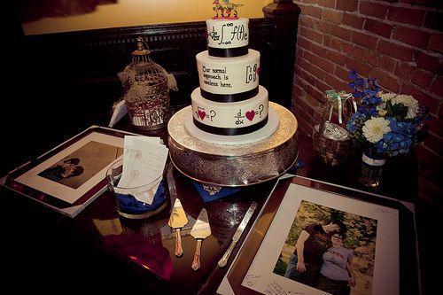XKCD cake!