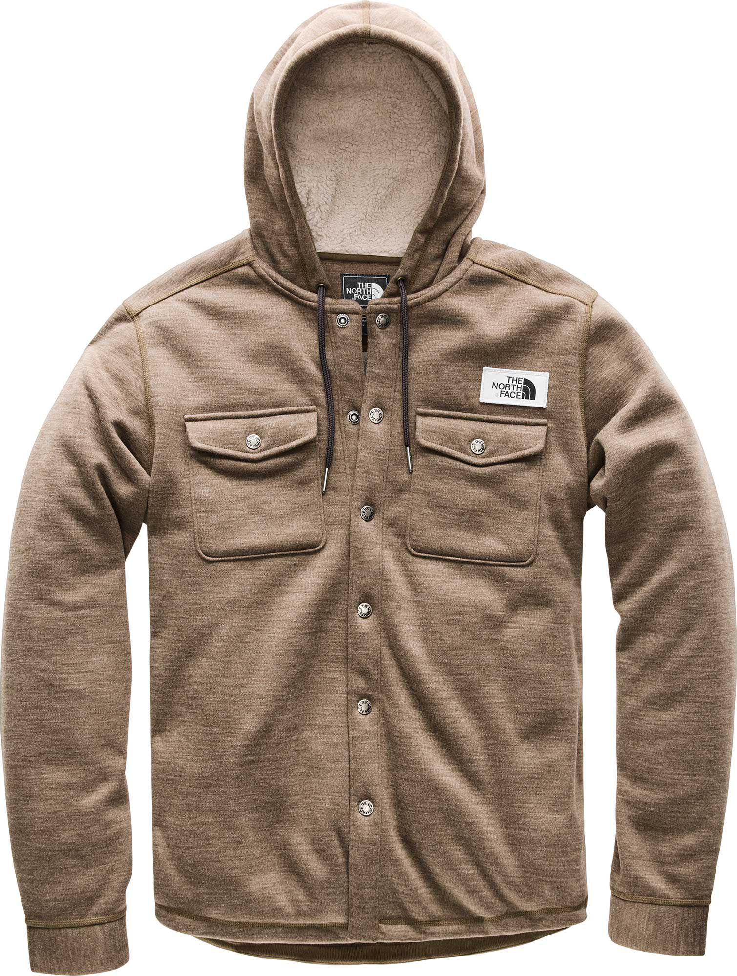 a007bcd0a The North Face Men's Sherpa Patrol Snap Up Fleece in 2019 | STYLE ...
