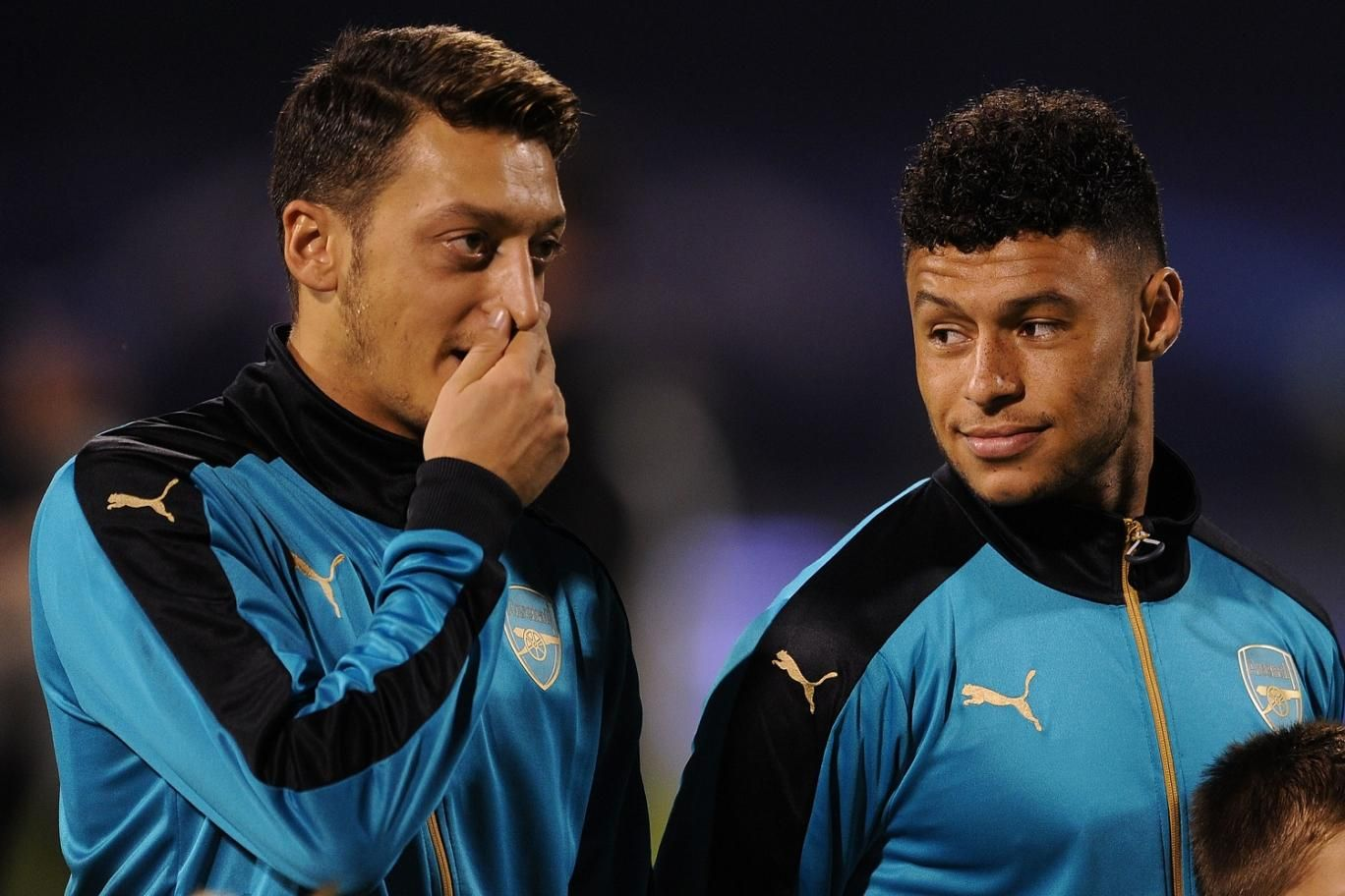 Ozil and the Ox