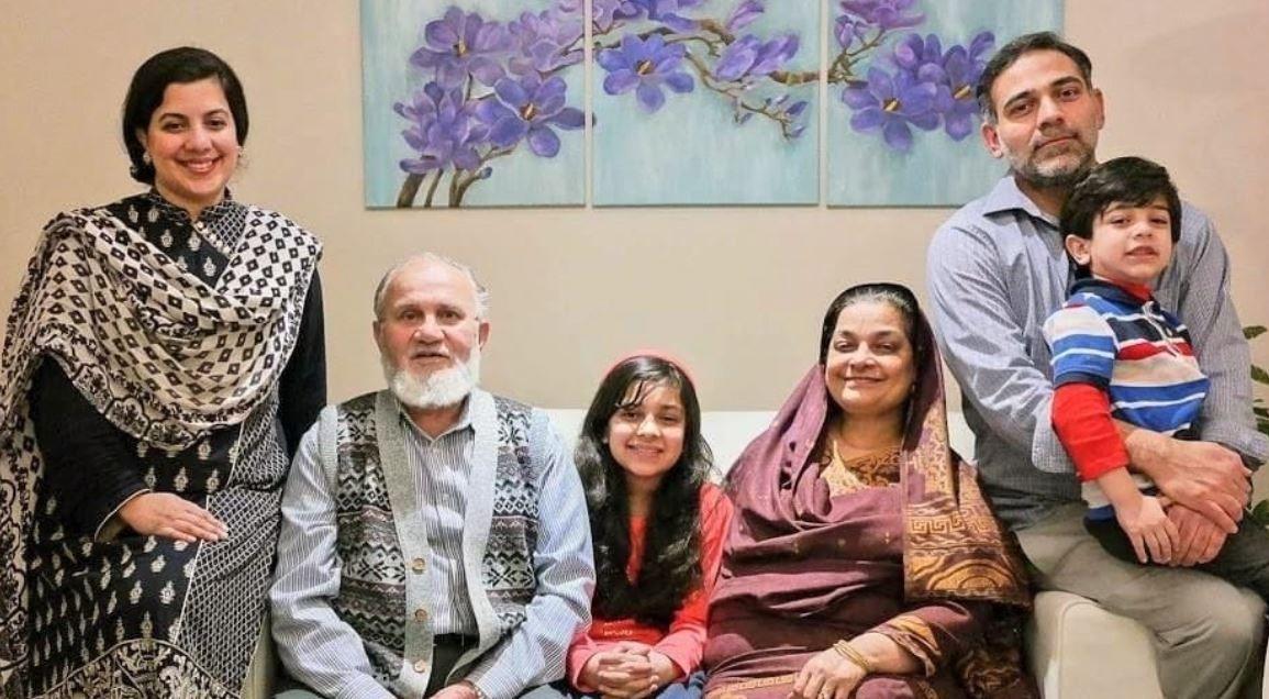 Terrorist Attack on Pakistani Muslim family in Canada