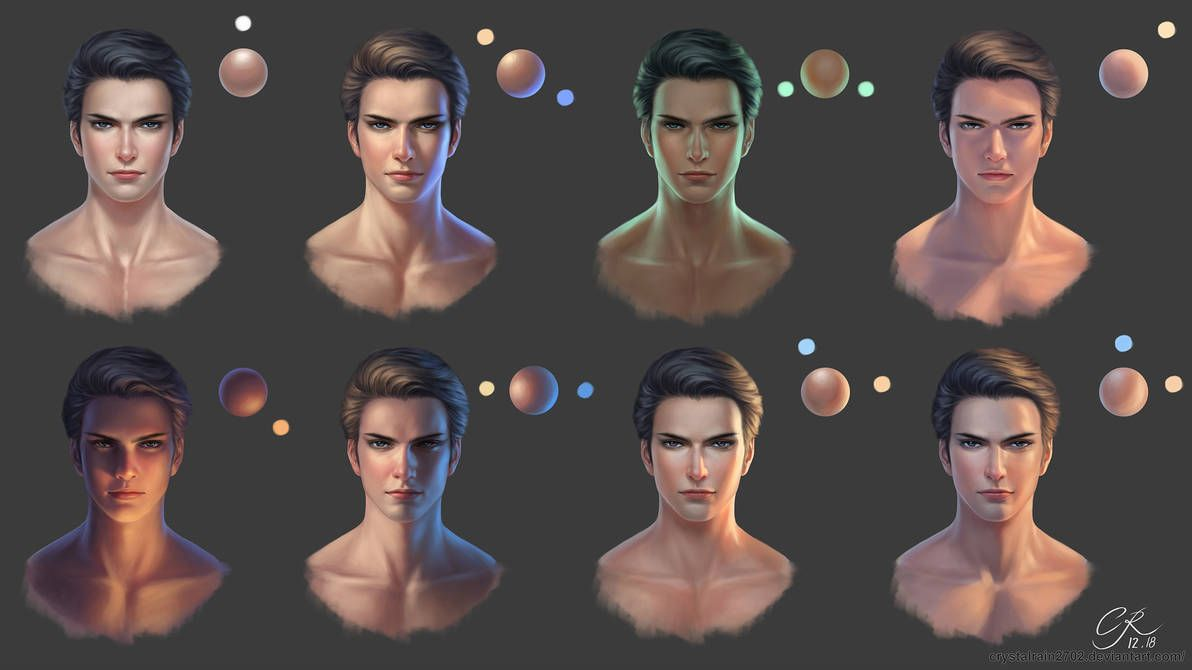 Faces Shaded 10 Ways By Whytmanga Shadow Drawing Art Reference Photos Shading Faces