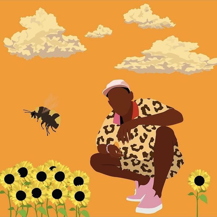 Art Print Poster Canvas Tyler the Creator