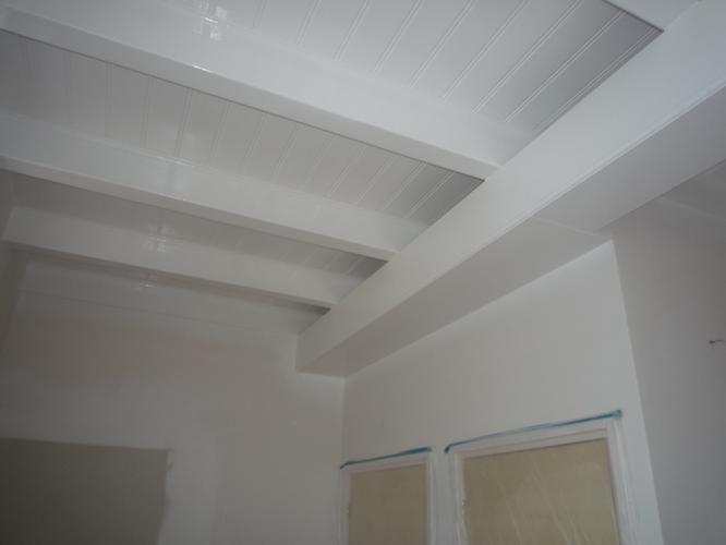 Balken plafond google zoeken balken plafond open kappen pinterest balken plafond en - Mezzanine verlichting ...