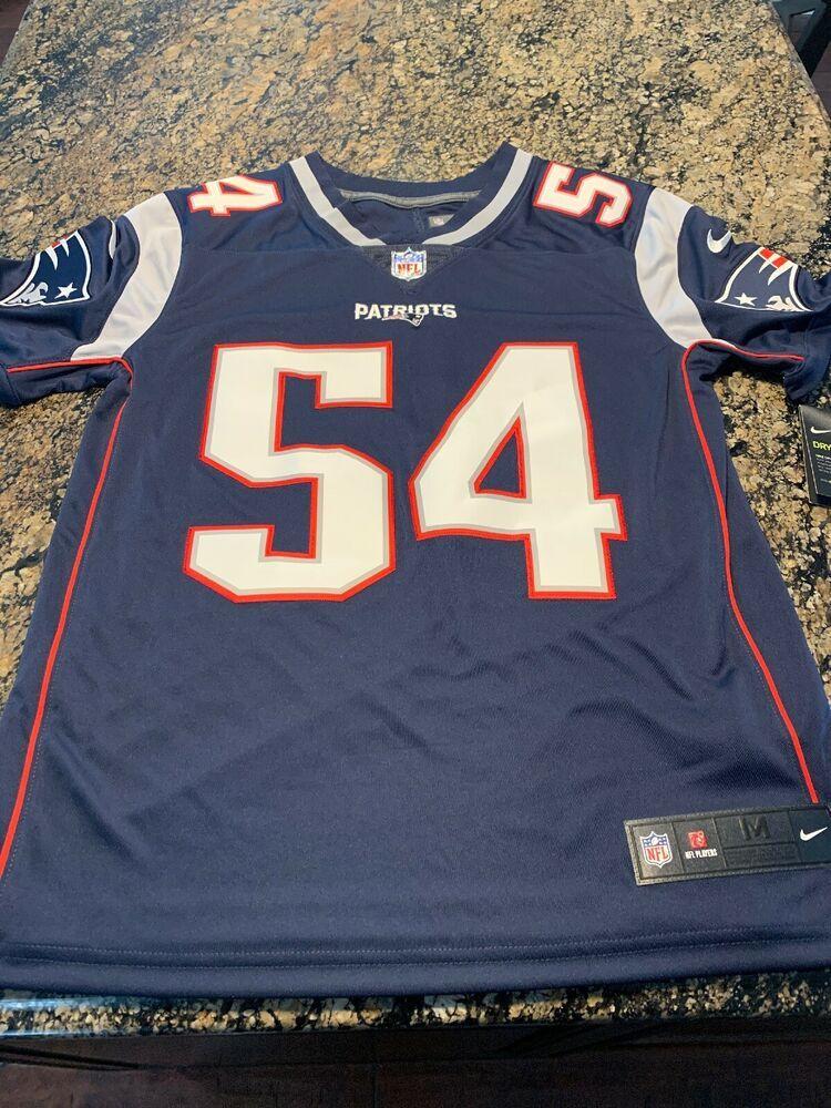 Nike Dont'a Hightower Jersey Medium M New England Patriots ...
