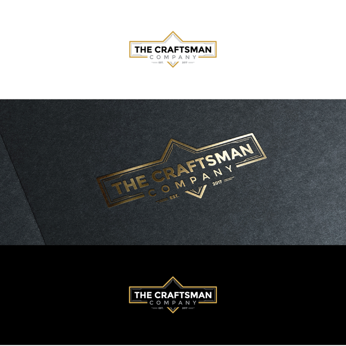 Need Brand New Logo For Custom Carpentry Company By T A W