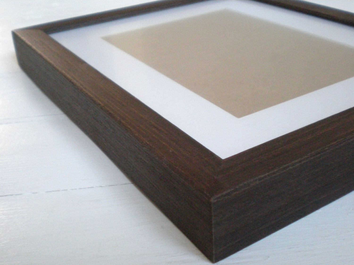 A3 BROWN frame A3 photo frame picture frame 30X42 cm Rustic frame ...