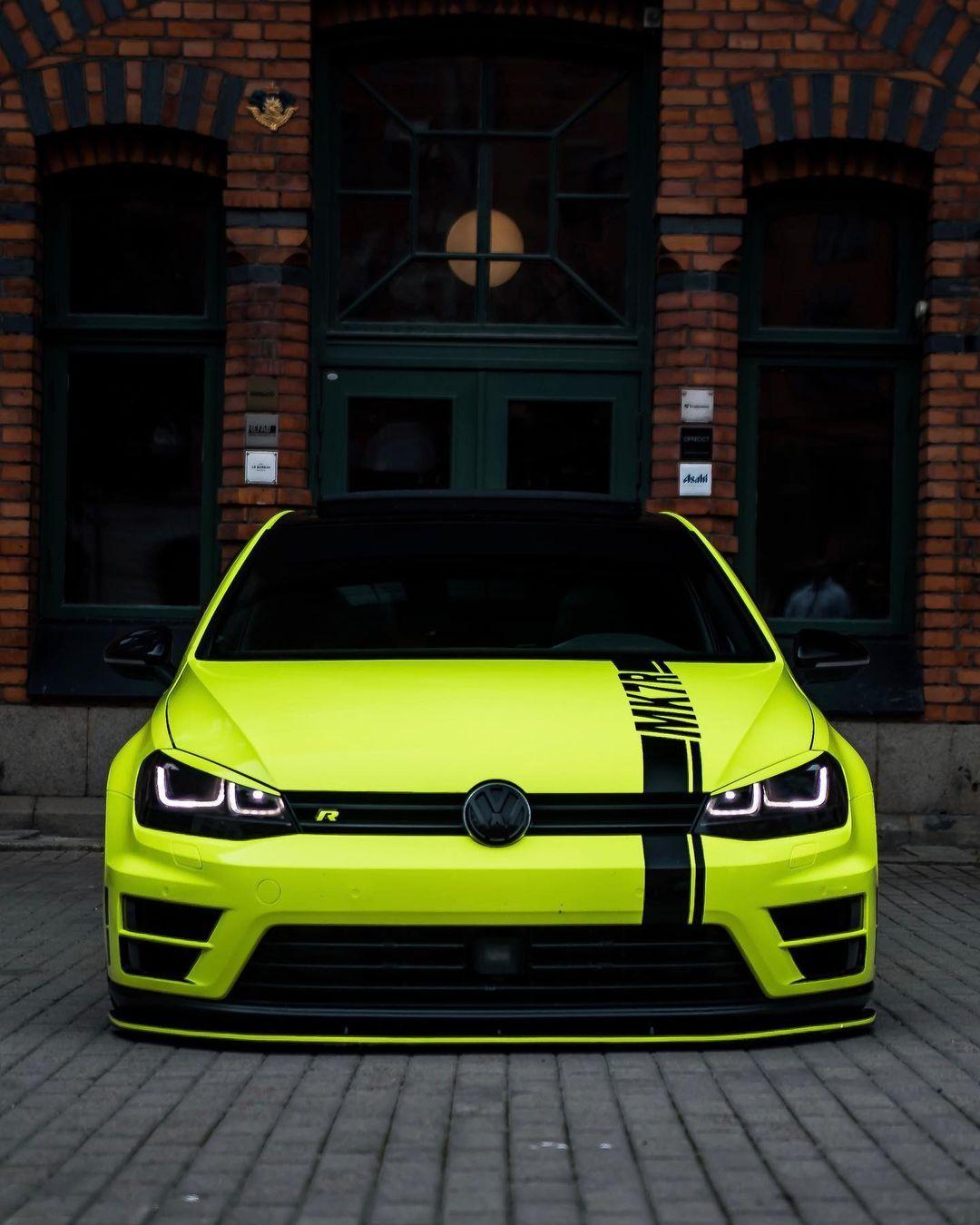 Volkswagen Volkswagen Golf Mk2 Volkswagen Luxury Cars Bmw Volkswagen sports car tuning front view