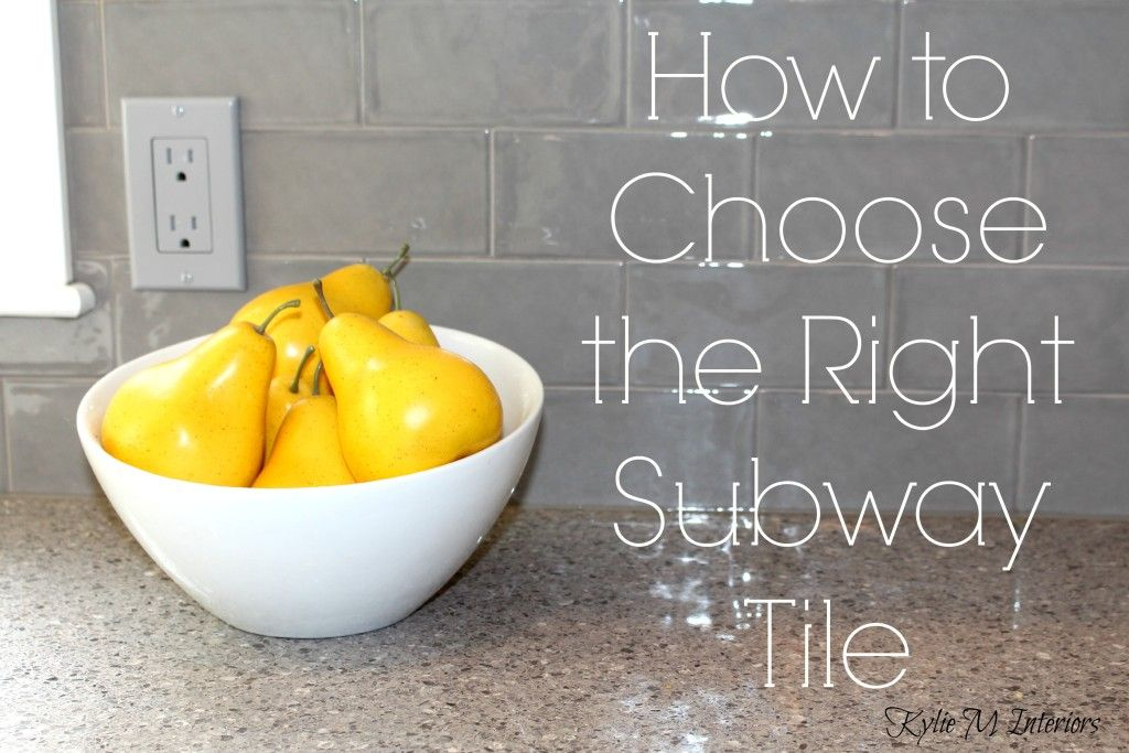 Find the right subway tile for your kitchen backsplash with these affordable ideas. Glass, mosaic, layout, grout and more inspirational ideas...