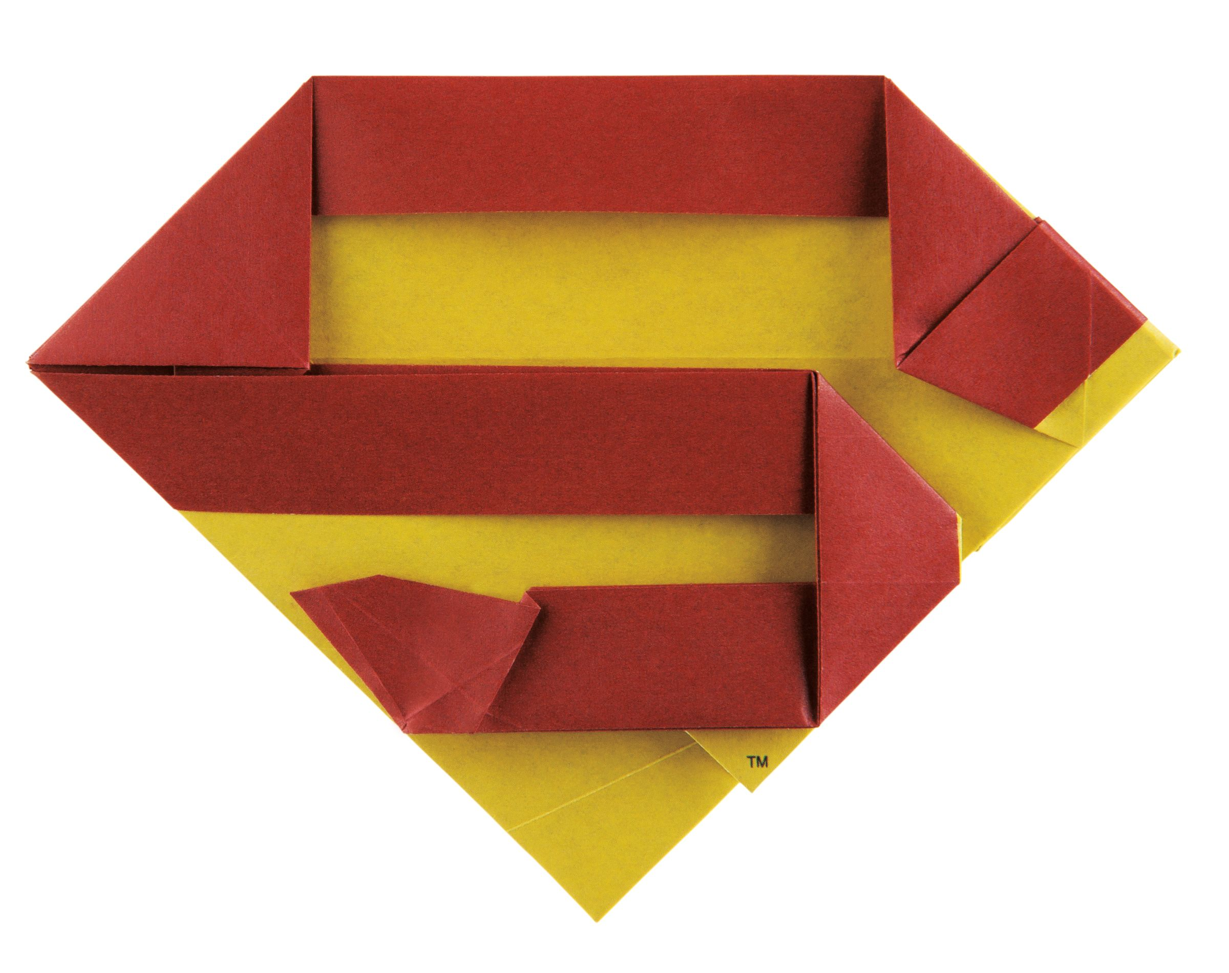 Pin On Dc Super Heroes Origami