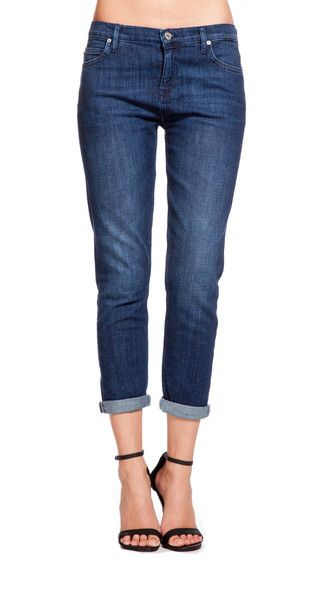 || Fall Essential || MiH The Tomboy Jeans in Dry Wash