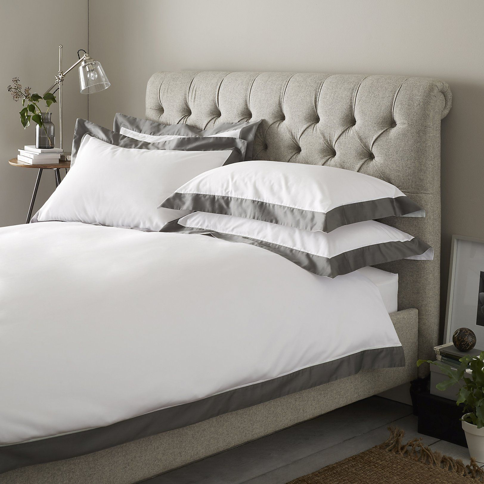 Hampstead Bed Linen Sets Bedroom The White Company Uk
