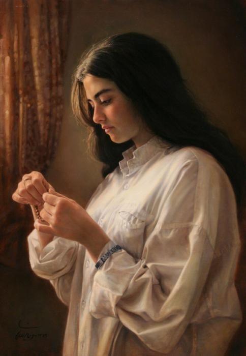 Коллекция работ художника Imаn Mаleki
